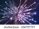 abstract illustration showing a ... | Shutterstock . vector #106797797