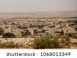 Small photo of HURA, ISRAEL. July 23, 2012. General view of the Negev Bedouin town Hura (Houra). It was established in 1989 as a part of solution offered by the state for the Negev Bedouin population.