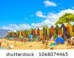 cape town  south africa  ... | Shutterstock . vector #1068074465