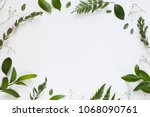 summer floral composition with...