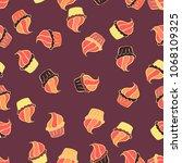 flat background for design....   Shutterstock .eps vector #1068109325