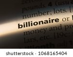 billionaire word in a...