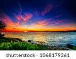 Sunset Lake Nipissing