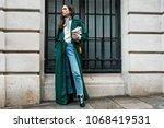 paris  france   march 2  2018 ...   Shutterstock . vector #1068419531