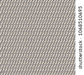 monochrome dotted rough fabric. ... | Shutterstock .eps vector #1068510695