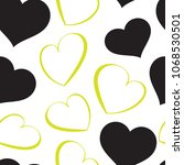 heart simple  icon background....