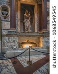 pantheon basilica  rome  italy...   Shutterstock . vector #1068549545