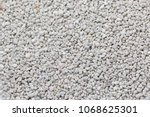 Small photo of cat toiled sand
