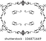 the picture isolated on white | Shutterstock . vector #106871669