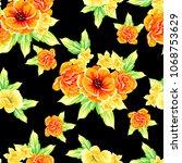 abstract elegance seamless... | Shutterstock .eps vector #1068753629