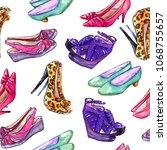 Modern Ladies Shoes  Wedge ...