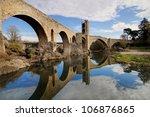 Romanesque Bridge Over The...