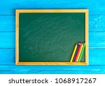 close up arrangement of pencil...   Shutterstock . vector #1068917267