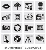 photo icons | Shutterstock .eps vector #106893935