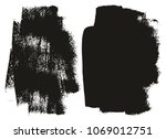 paint roller background high... | Shutterstock .eps vector #1069012751