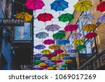 dublin  ireland   april 14th ... | Shutterstock . vector #1069017269