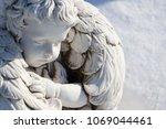 Sleeping Angel Statue.angel...