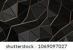 abstract 3d rendering of... | Shutterstock . vector #1069097027