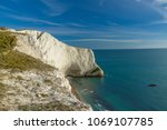 isle of wight | Shutterstock . vector #1069107785