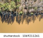 drone image. aerial view of... | Shutterstock . vector #1069211261