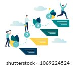 vector illustration. the... | Shutterstock .eps vector #1069224524