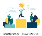 vector illustration.... | Shutterstock .eps vector #1069229219