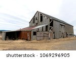 An Old Abandoned Barn. There...