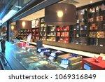 amsterdam schiphol airport  the ... | Shutterstock . vector #1069316849