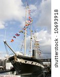 ss great britain  the first... | Shutterstock . vector #10693918