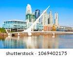 puente de la mujer  womens...   Shutterstock . vector #1069402175
