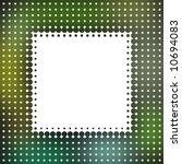 dotted frame | Shutterstock . vector #10694083