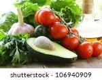 Avocado  Tomato  Lettuce And...