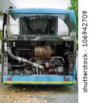 Bus Engine Burned Out After...