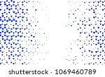 dark blue vector abstract...   Shutterstock .eps vector #1069460789