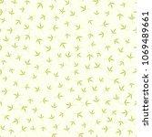 fashionable seamless pattern...   Shutterstock . vector #1069489661