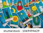 assortment of retro inspired... | Shutterstock . vector #1069494629
