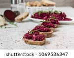 Tzatziky From Red Beet And...