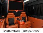 business class car tuning | Shutterstock . vector #1069578929