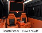 business class car tuning | Shutterstock . vector #1069578935