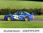 castle combe  wiltshire  uk  ... | Shutterstock . vector #1069595399