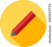 edit  change icon | Shutterstock .eps vector #1069615724