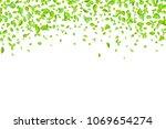 vector fresh spring green...   Shutterstock .eps vector #1069654274
