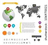 detail info graphic vector... | Shutterstock . vector #106970021