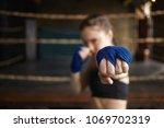 horizontal shot of stylish...   Shutterstock . vector #1069702319