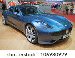 Geneva   March 8  The Fisker...