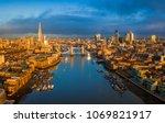 London  England   Panoramic...