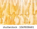 old plywood board texture...   Shutterstock . vector #1069838681