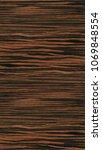 dark ebony wood | Shutterstock . vector #1069848554