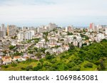 a view of maputo the capital of ... | Shutterstock . vector #1069865081