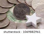 a quarter of tennessee ...   Shutterstock . vector #1069882961